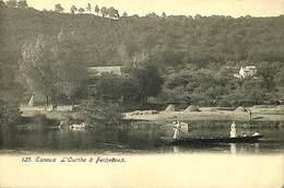 026 812 - CPA - Esneux - L'Ourthe à Fecheveux - Esneux