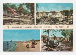 - CPM TREPORTI (Italie) - CAMPING CA' PASQUALI 1968 - - Altre Città