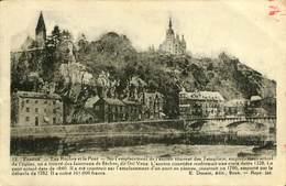 026 813 - CPA - Esneux - Les Rochers Et Le Pont - Esneux