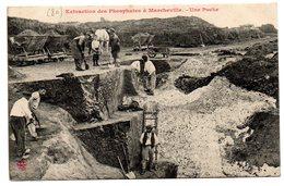 Marcheville: Extraction De Phosphates - Une Poche - Autres Communes