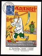 FRANCE - 1942 - L'Europe Contre Le Bolchévisme - Covers & Documents