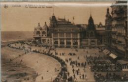 OOSTENDE  La Digue Et Le Kursaal - Oostende