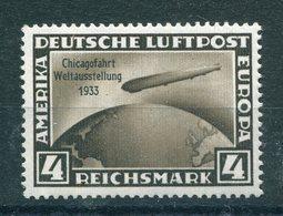 Deutsches Reich - Michel 498 Pfr.** Mit Kl. Bug - Ungebraucht