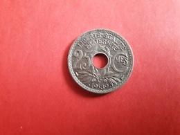 25 Centime 1939 - Vrac - Monnaies