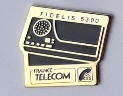 X66 Pin's France Telecom Fidelis Achat Immédiat - France Telecom
