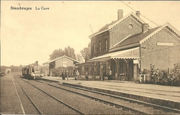 Stambruges  La Gare - Beloeil
