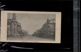 7 X 14 Cm Carte Postale En L Etat Sur Les Photos Halle Rue Lafontaine - Halle (Saale)