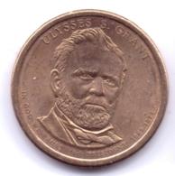 U.S.A. 2011: 1 Dollar, Grant, KM 500 - EDICIONES FEDERALES