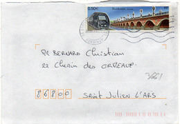France N° 3661 Y. Et T. Morbihan Flamme Muette Du 07/05/2004 - Marcophilie (Lettres)