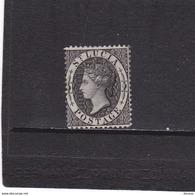 SAINTE LUCIE 1864 VICTORIA Yvert 9 NEUF* Cote :25 Euros - St.Lucia (...-1978)