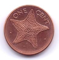BAHAMAS 2001: 1 Cent, KM 59a - Bahamas