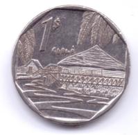 CUBA 1998: 1 Peso, KM 579 - Kuba