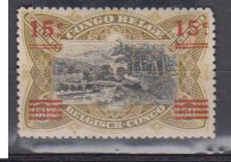CONGO BELGE      1921      N °    87B          COTE     25 € 00         ( 1670 ) - 1894-1923 Mols: Nuovi