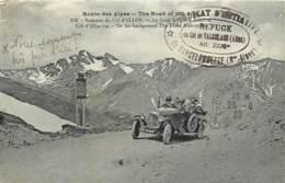 04 , Sommet Du Col D'Allos , Tampon Du Refuge , * 441 14 - Altri Comuni