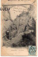 DEPT 05 : Précurseur édit. Libr. P Vollaire ; Briançon Pont Baldy - Briancon