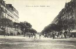 Avenue Du Bel Air PARIS  XIIe RV - Arrondissement: 12