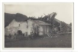 24631 - La Chaux De Fonds Cyclone Du 12 Juin 1926 Ferme Démolie - NE Neuchâtel
