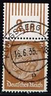 DR 1933,Michel# 513x O Mit OR  W2'9'2 - Usati