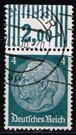 DR 1933,Michel# 514x O Mit OR  W3'7'3 - Usati