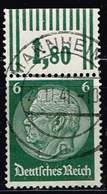 DR 1933,Michel# 516x O Mit OR  W 2'9'2 - Usati