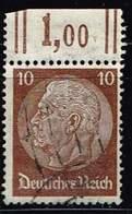 DR 1933,Michel# 518x O Mit OR  W 2'9'2 - Gebruikt