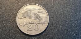 ZIMBABWE : 20 Cent 1994 - Zimbabwe