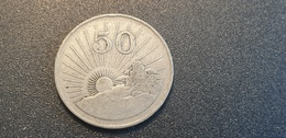 ZIMBABWE : 50 Cent 1980 - Zimbabwe