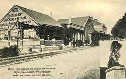 026 819 - CPA - Belgique - Hôtel-Restaurant Du Casino De Béthane - Limbourg