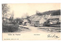 Petit Modave Vallée Du Hoyoux 1905 - Modave