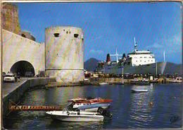Marine / Bateaux / Arrivée Du Corse, Courrier Rapide De La Transat / CPM 10.5 X 15 Cm - Commerce