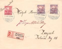 UNGARN - RECO 1917 BUDAPEST /ak626 - Hongrie