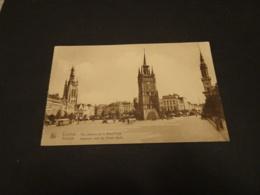 PK1810 -  Kortrijk - Courtrai - Algemeen Zicht Der Groote Markt - Vue Generale De La Grand Place - Kortrijk