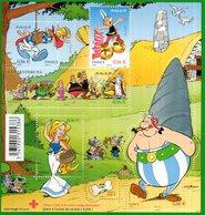 France.bloc N°f4425 De 2009.les 50ans D'asterix.n**. - Blocs & Feuillets