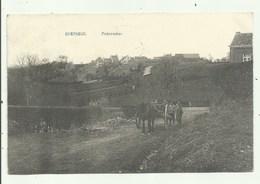 Chefneux - Panorama, Paardekar  ( 2 Scans) - Blegny