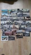 32 CP ITALIA 1950-60, Assisi, Bari, Bergamo, Como, Firenze, Garda, Genova, Livorno, Milano, Roma, Sandria, Savona, Taorm - 5 - 99 Karten