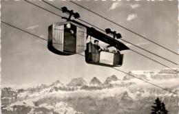 Seilbahn Zum Berghotel Schönhalden Ob Flums (676) * 17. 2. 1961 - SG St. Gall