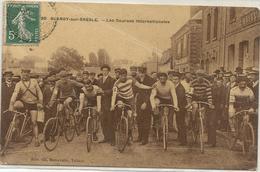 BLANGY SUR BRESLE LES COURSES INTERNATIONALES - Cyclisme