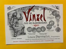 13669 - Vinzel Clos Des Blanchevignes 1911  !!! Reproduction Voir 2e Scan - Etichette