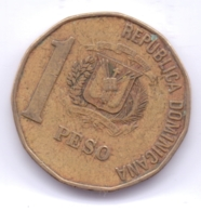 DOMINICANA 2005: 1 Peso, KM 80 - Dominicaine