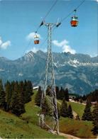 Kabinenbahn Tannenbodenalp-Maschgachamm (2350) * 27. 9. 1978 - SG St. Gall