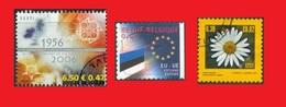 Estland 2006, 50 Years Europa-cept - 2006