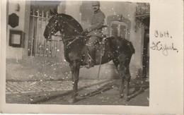 """CP Photo 1914 GRAVELOTTE (près Ars-sur-Moselle) - """"Rietsch"""" Devant Un Hôpital Militaire (A220, Ww1) - Frankreich"""