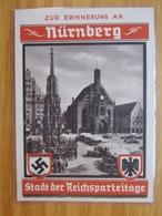 Reichsparteitag Nürnberg Die Stadt Der Reichsparteitage (0103) - Weltkrieg 1939-45