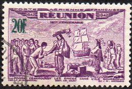 Réunion Obl. N° PA 23 - Tricentenaire Du Rattachement - Réunion (1852-1975)