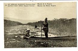 CPA - Carte Postale - Est Africain Allemand-Les Marais De La Kagera   VM16307 - Rwanda