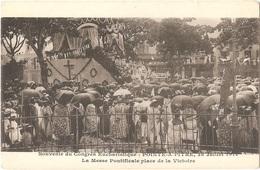 Guadeloupe - POINTE-À-PITRE - Souvenir Du Congrès Eucharistique, Juillet 1914 - Messe Pontificale Place De La Victoire - Pointe A Pitre
