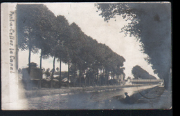 Belgique, Pont A Celes, Le Canl, Carte Photo - Pont-à-Celles