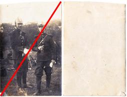 Rare Photo Casque D'essai Detaille - Guerre, Militaire