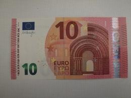 10 Euro N010G5 In UNC - 10 Euro