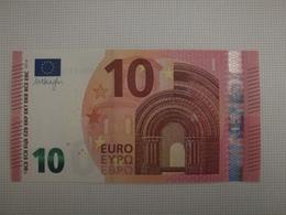 10 Euro N011F4 In UNC - 10 Euro